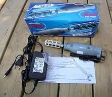 Elektriskais zivju zvīņu tīrītājs EFS01  56.00