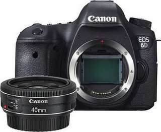 Canon EOS 6D EF 40 mm