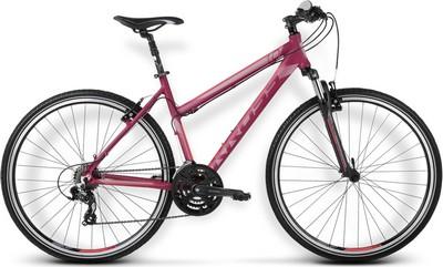 Kross Evado 1.0 II Lady L Pink